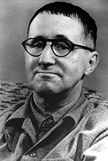 Bertolt Brecht photo